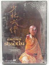 DVD L'ART ANCESTRAL DES MOINES DE SHAOLIN