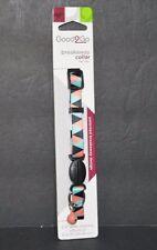 New listing Good 2 Go, Cat Collar Adjust To 8 - 12 In (20 - 30 Cm ) Breakaway Collar