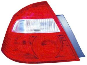 2005-2007 Ford Five Hundred 500 New Left/Driver Side Tail Light Assembly