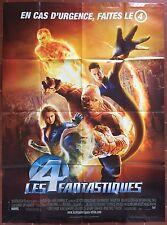 Affiche LES 4 FANTASTIQUES Fantastic Four CHRIS EVANS Ioan Gruffudd 120x160cm *D