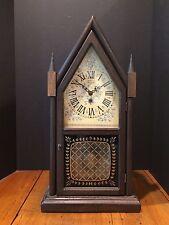 Vintage Cornwall Classics Pendulum Mantel Shelf Clock South Paris, Maine 1960s