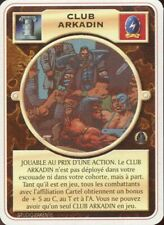 Doomtrooper CCG - CLUB ARKADIN  / Mortificator FR