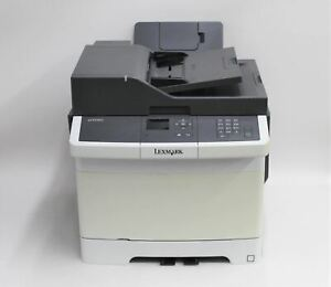 LEXMARK CX310dn Colour A4 Multifunction Laser Printer Copier Scanner FAULTY