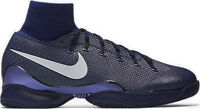 WOMENS NIKE AIR ZOOM ULTRAFLY CLAY QS BLUE TRAINERS UK 6.5 EU40.5 US9