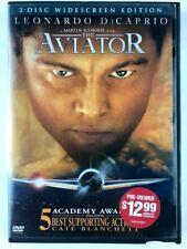 The Aviator (DVD, 2-Disc Widescreen, 2004)