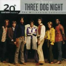 The Best Of Three Dog Night: 20TH CENTURY MASTERS THE MILLENNIUM COLLECTION - CD