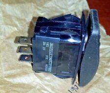 308-1061 ONAN Start Stop Rocker SWITCH Carling 12 volt 20 amp NEW