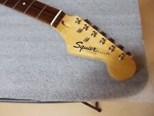 2004 Fender Squier Bullet loaded electric guitar neck Indonesia - Flamed Maple