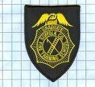 Fire Patch - Suffolk Co. Graduate Fire Training School