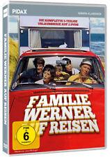 Familie Werner auf Reisen * DVD 5-teilige Urlaubsserie * Pidax Neu