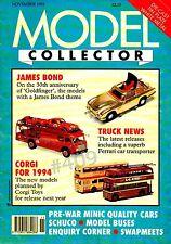 Pre-War MIMIC Rolls Royce Daimler Bentley Model Collector Magazine November 1993