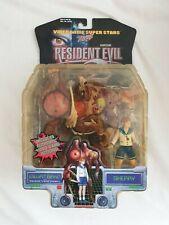 Resident Evil 2 Platinum William Birkin With Sherry Figure BNIB Rare