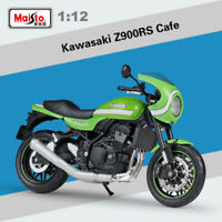Maisto 1:12 Scale Kawasaki Z900RS Cafe Green Motorcycle Alloy Model New in Box