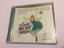 THE UNSINKABLE MOLLY BROWN (Willson) OOP Expanded Soundtrack Score OST CD NM