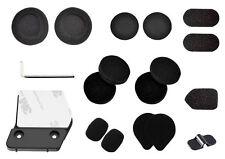 SENA SMH10 UNIVERSAL HELMET CLAMP KIT WITH MICROPHONES SMH-A0302