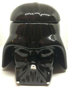 Star Wars Darth Vader Sculpted Coffee Cup Mug W/Lid Disney
