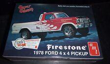 AMT 1978 Firestone Ford Pickup Truck 1/25 MODEL CAR MOUNTAIN KIT FS