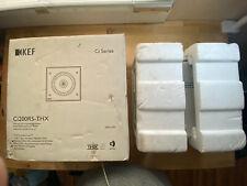 Open Box KEF - 2 X Ci200RS-THX Multi Pack Square In-Ceiling THX ULTRA