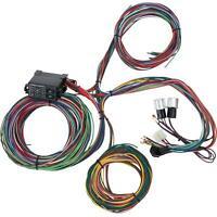 Speedway 22 Circuit Universal Street Rod Wiring Harness w/ Detailed  Instructions | eBay | Speedway Ls1 Wiring Harness Diagram |  | eBay