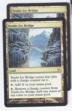 1 x Tendo Ice Bridge Betrayers of Kamigawa  mtg