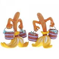 The World of Miss Mindy Presents Disney Fantasia Broom Figurine New 6001165