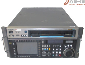 *AS-IS* Sony SRW-5000 HDCAM SR Digital Edit Recorder