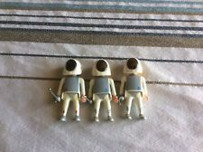 Playmobil Figure Lot Of Fencers Fencing Sport 3