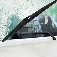 "Black 10"" Rear Rain Window Windshield Wiper Blade For Suzuki Swift 2010-2016 ^fo"