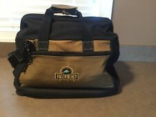 Redhead-Bass Pro Canvas Widemouth Hunting Duffle Bag W/Boot Storage Compartment