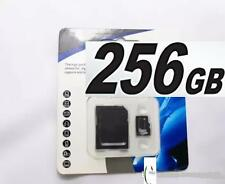 Scheda di memoria 256GB micro SD SDHC Class10 per il telefono mobile /Smartphone