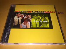 BEST of ALTERED IMAGES 16 hits CD real toys I COULD BE HAPPY birthday talk to me