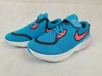 Nike Joyride Dual Run Boy's Preschool Shoes Size 3 Sneakers Blue/Crimson/Black