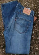 Mens 501 Genuine Levis Jeans 34 waist