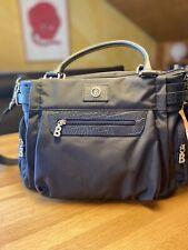 Bogner Handtasche schwarz, Nylon *wie neu*