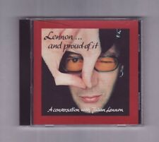 (CD) Lennon... And Proud Of It: A Conversation with Julian Lennon / PROMO