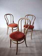 1of3 ANTIQUE VINTAGE 1930s 1940s 1950s THONET STYLE RESTAURANT DINING CHAIR