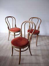 1of3 Antico Vintage 1930s 1940s 1950s THONET Stile Sedia sala da pranzo ristorante