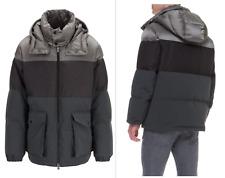Hugo Boss Mantel Parka Coat Daunenjacke Jacke Kapuze Rain Snow Down Jacket 56