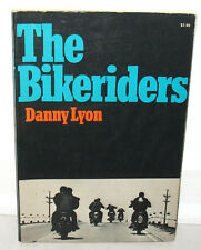 SIGNED Danny Lyon The Bikeriders Original 1968 1st PB Motorcycles Bikes