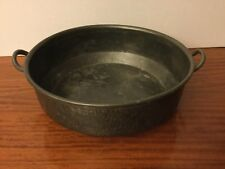Superb Pewter bowl from Harrods