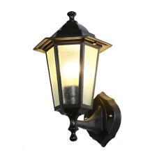 Villa Outdoor Waterproof Corridor Wall Lamps Garden Hallway Tower Patio Lights