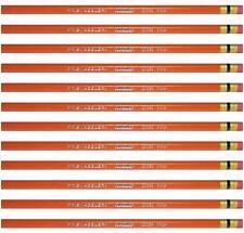 Prismacolor Col-erase Erasable Colored Pencil - Orange - 20064 - 12PC