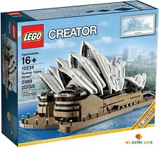 LEGO® Creator 10234 - Sydney Opera House™  * RETIRED SET - NEW & SEALED *