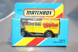 Matchbox collectors model MB38 Ford Model A Sherbet Fountain@ £7.99