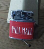 Lighter Dorex promo Pall Mall vintage mechero gasolina funciona