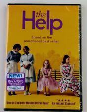 The Help DVD, 2011 Viola Davis, Emma Stone, Drama, Mary J Blige New Sealed  153C