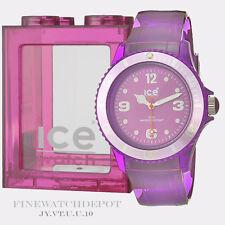 Authentic Ice Jelly Purple Unisex Watch JY.VT.U.U.10