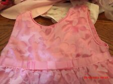 Toddler Girl Youngland Baby Dress Size 36 Months Free Ship
