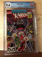 X-Men Annual #14 (1990, Marvel) CGC 9.6 1st app Gambit cameo Predates X-Men #266