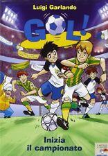 Inizia il campionatogarlandoPiemmebattello vapore gol 3 calcio bambini nuovo